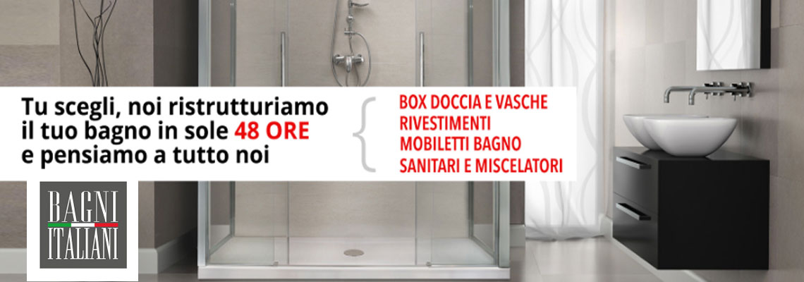 Bagni italiani visto in tv - Bagni italiani recensioni ...