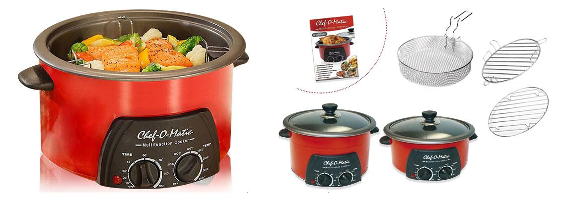 Chef o matic visto in tv - Robot cocina chef o matic ...