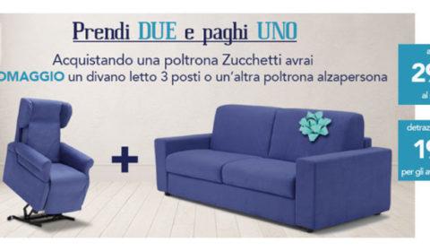 Poltrona elettrica smart relax con divano letto 3 posti in for Divano zucchetti