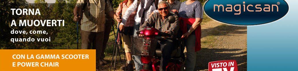 magicsan scooter